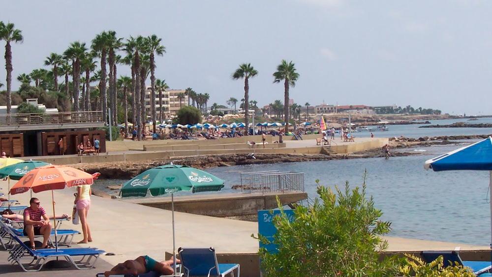 Пляжи Пафоса отзывы и фото, путеводитель по лучшим