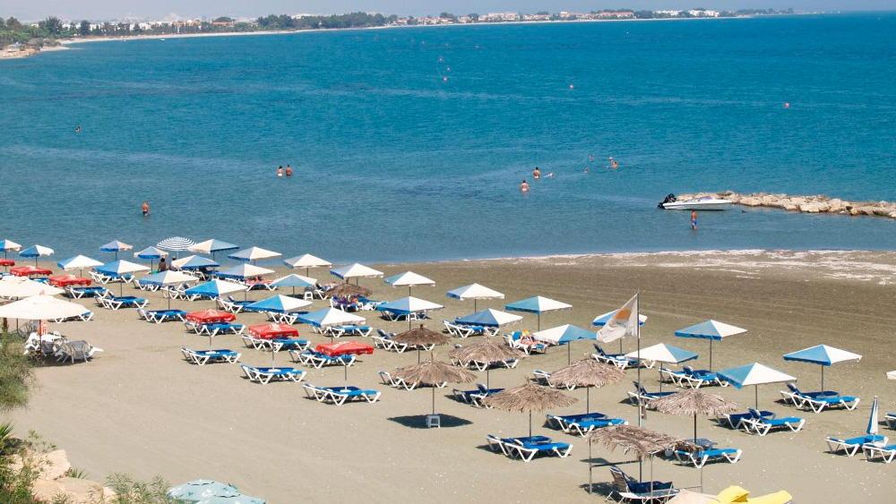Кипр пафос фото города и пляжей