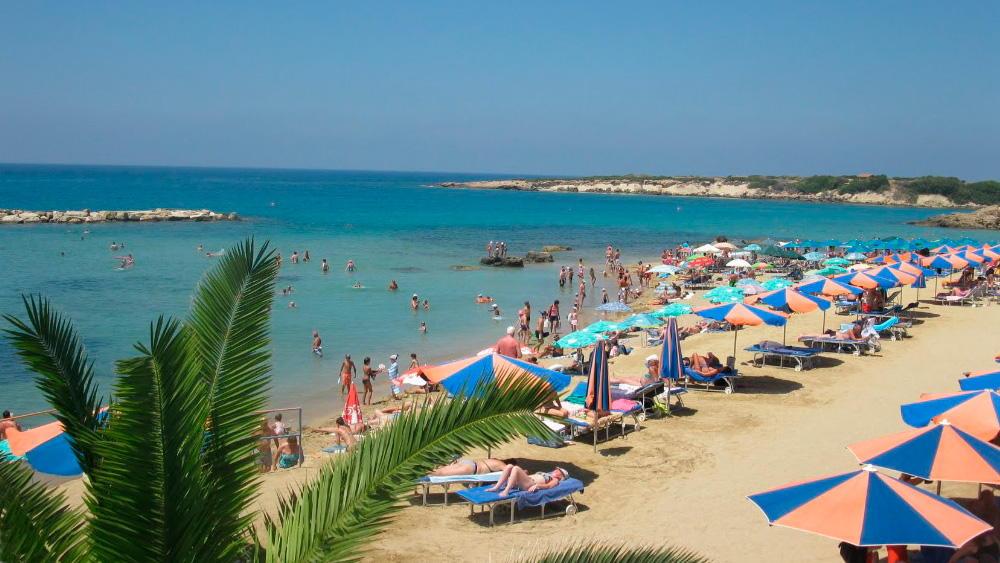 d5f1c33393aff Кипр. Самые лучшие пляжи Пафоса - СибВояж