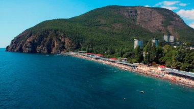 Курорт Большой Алушты – Партенит
