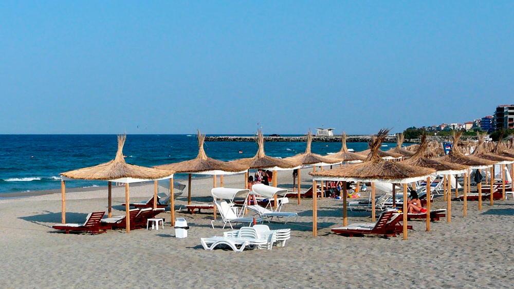 Пляжи Помория