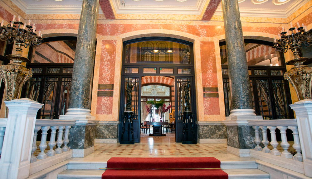 Отель Pera Palace