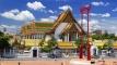Ват Сутхат и Гигантские качели в Бангкоке