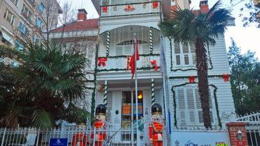 Стамбульский Музей игрушек (Istanbul Oyuncak Muzesi)