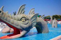 Аквапарк «Акваполис» на Золотых Песках в Болгарии