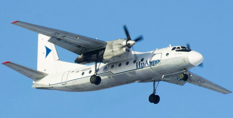 «ИрАэро» возобновляет полёты из Новосибирска в Абакан и Иркутск