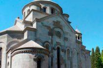 Армянский храм Святого Рипсиме в Ялте
