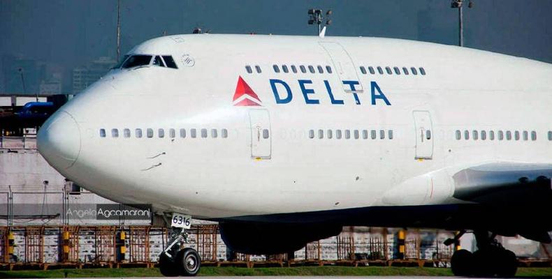 Delta Airlines возобновила полеты в Россию