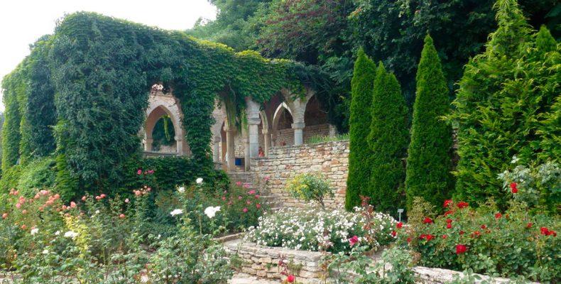 Фотогалерея «Ботанический сад в Балчике»