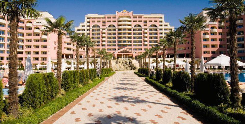 Лучшие отели Солнечного Берега в Болгарии