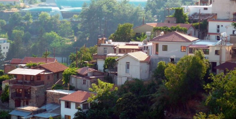 Горная деревня Агрос (Agros Village)