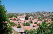 Горная деревня Лофу. Кипр