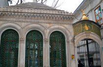Галатская обитель Мевлеви в Стамбуле
