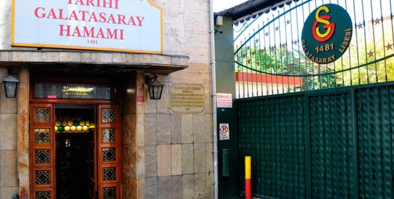 Хамам Галатасарай в Стамбуле