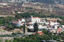 Горная деревня Лимнатис. Кипр