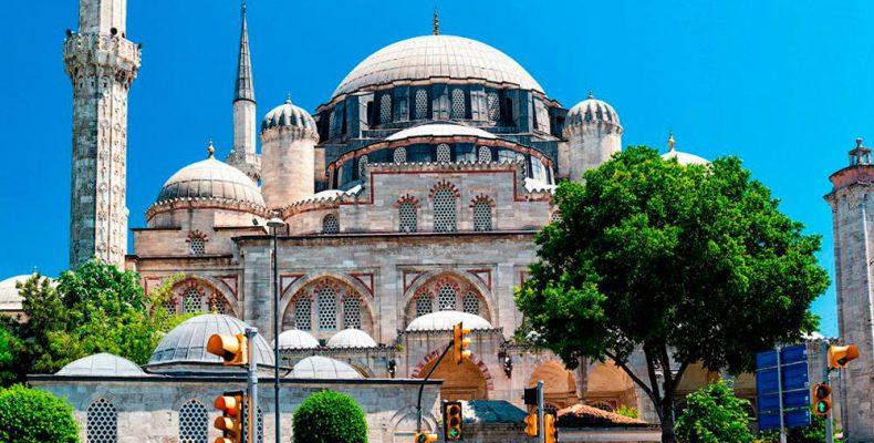 Мечеть Шехзаде в Стамбуле