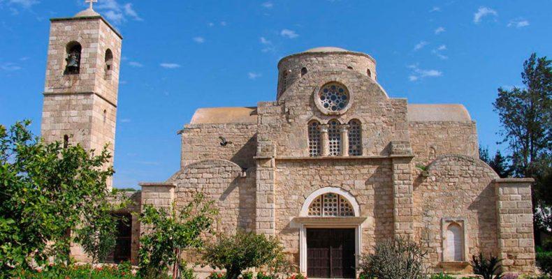 Город Энгоми и монастырь Святого Варнавы