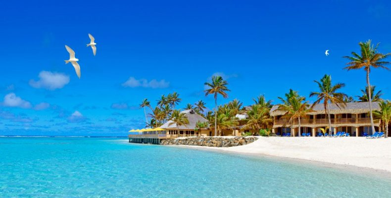 Океания. Остров Раротонга