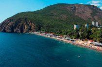 Курорт Партенит в Крыму