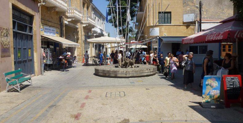 Пункты перехода границы на Северный Кипр
