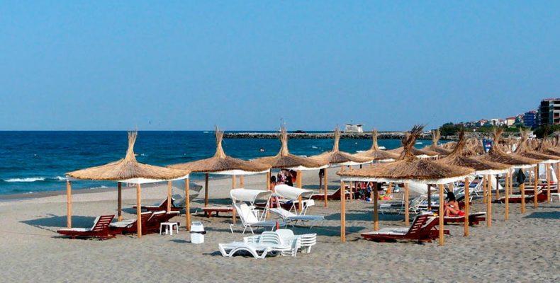 Пляжи в Поморие и Поморийское озеро