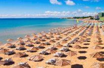 Пляжи Солнечного Берега в Болгарии