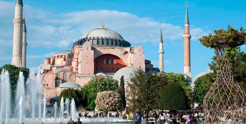 Прогулка по району Султанахмет в Стамбуле