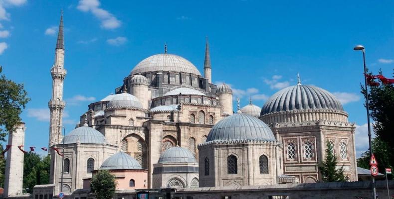 Исторические прогулки в старом Стамбуле