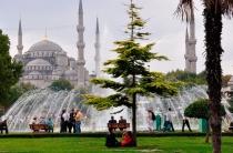 На что бесплатно посмотреть  в Стамбуле