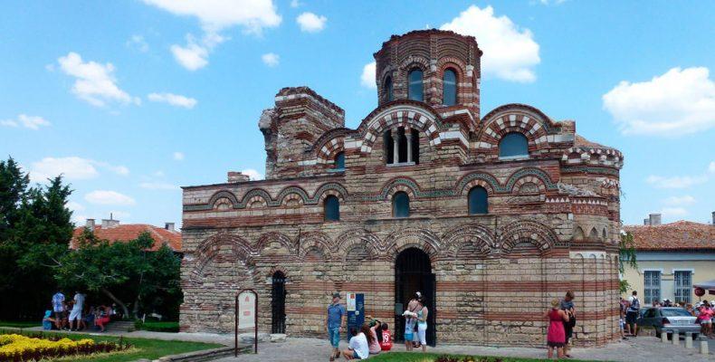 Православные Церкви Несебра