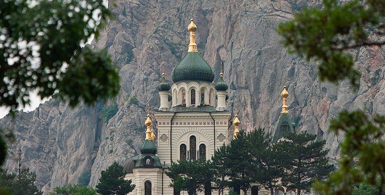 Церковь Вознесения Христова в Форосе
