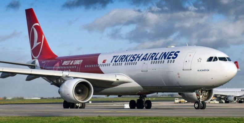 Turkish Airlines будет чаще летать из Москвы в Анталью
