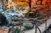 Водопад Джур-Джур в Алуште