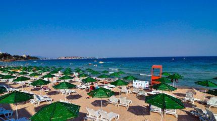 Лучшие пляжи Несебра. Болгария