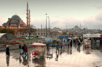 Район Эминёню. Стамбул