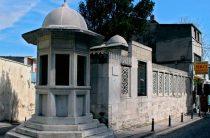 Мавзолей Мимара Синана в Стамбуле