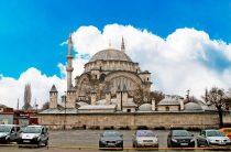 Мечеть Наруосмание в Стамбуле